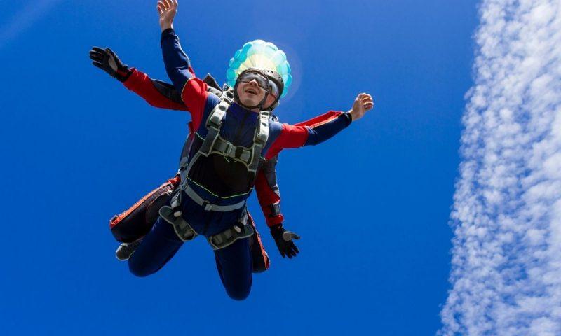 Skydiving Algarve