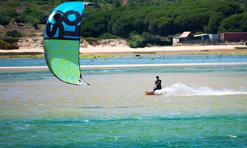 kitesurf em portugal