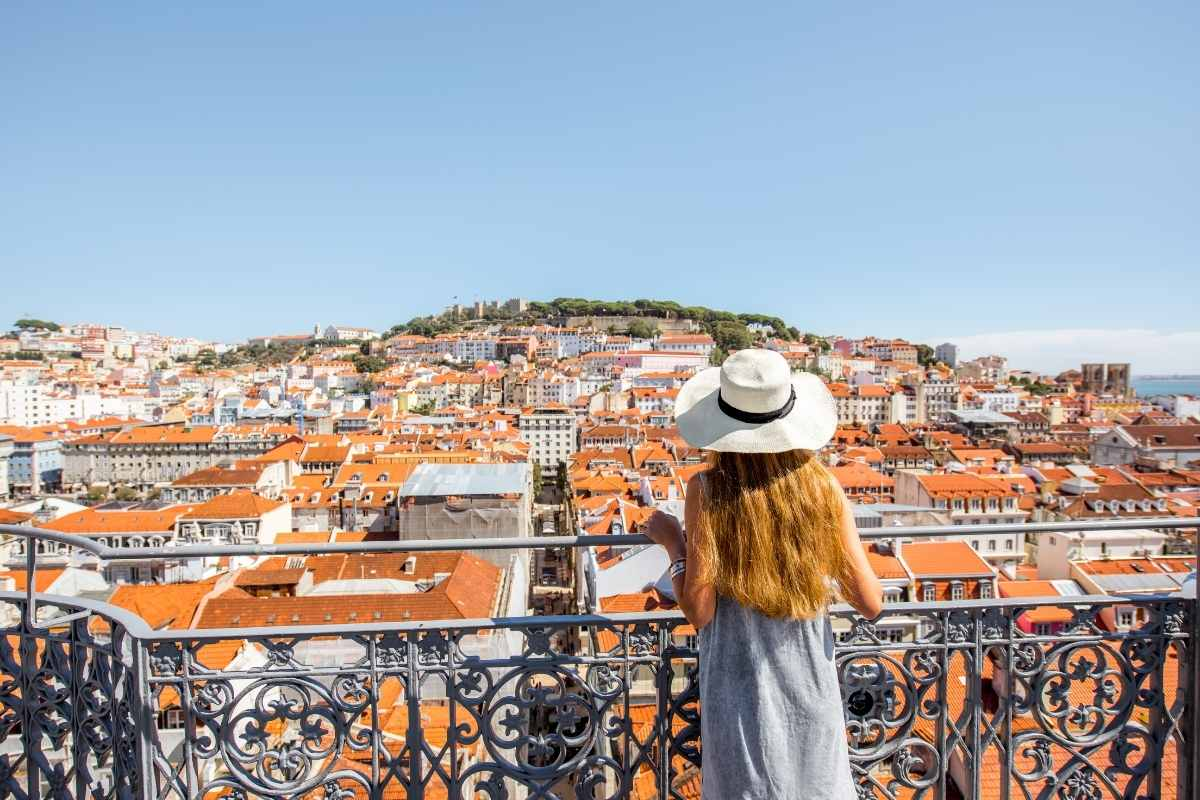 Lisbon things do do digital nomad view point