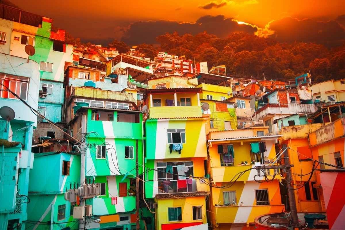 rio de janeiro free travel guide favela