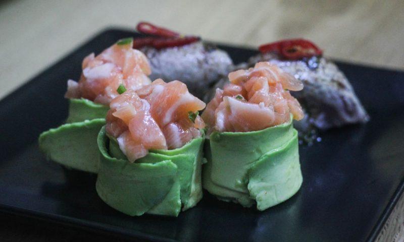 Best Sushi in Porto