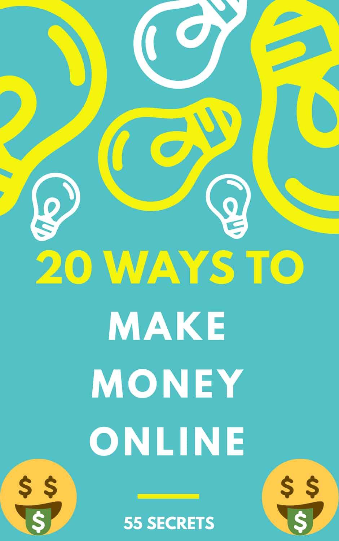 20 ways to make money online make money on the computer remote jobs