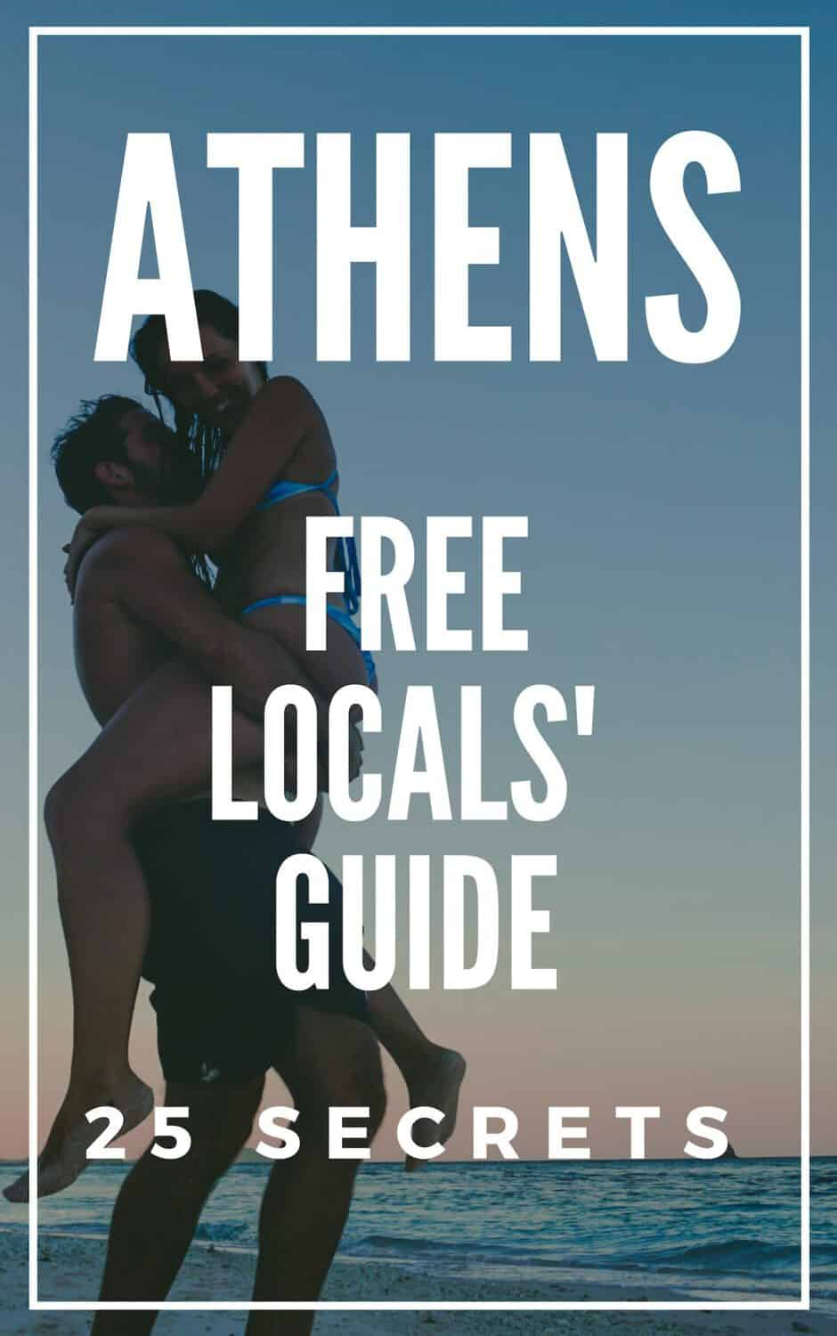 athens free travel guide 2019 things to do in athens