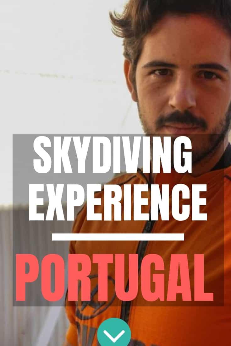 Skydiving experience POrtugal algarve 2021 skydive algarve portugal
