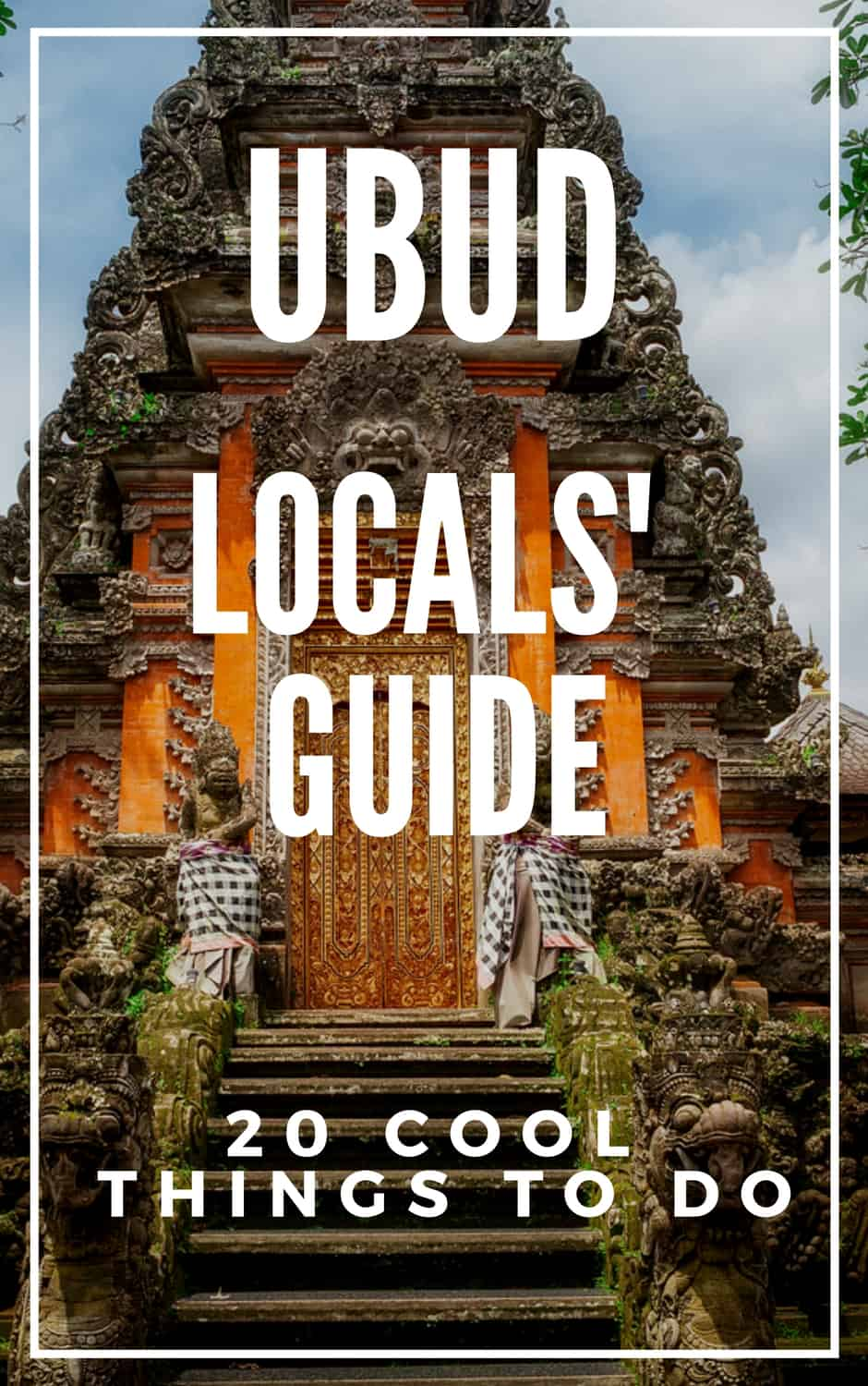 ubud local guide 20 things to do in ubud 2019
