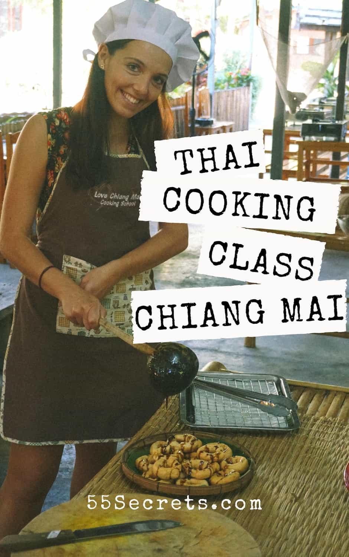 Thai cooking class chiang mai 2019 thailand