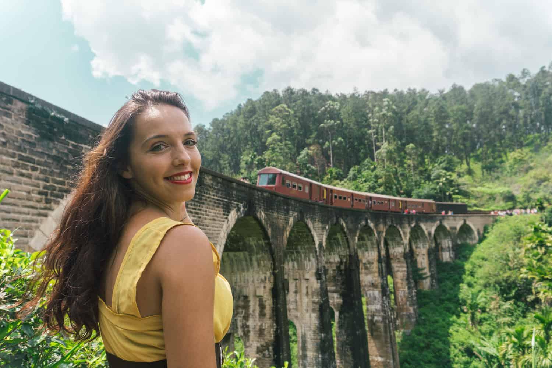 Ponte dos nove arcos - Ella