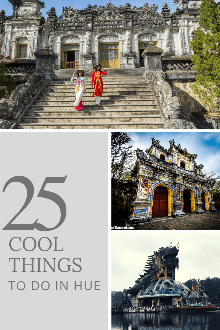 25 cool things to do in Hue Vietnam Free Travel Guide to Vietnam