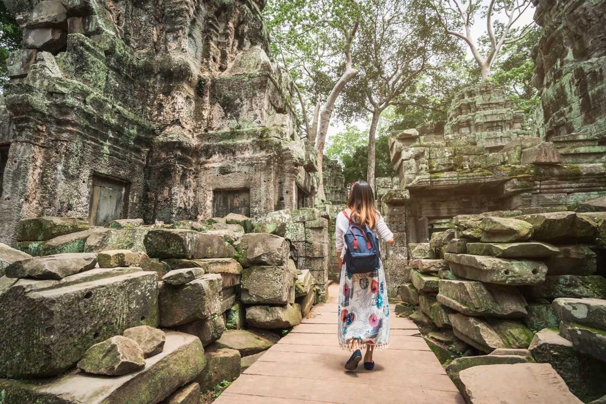 siam reap cambodia travel