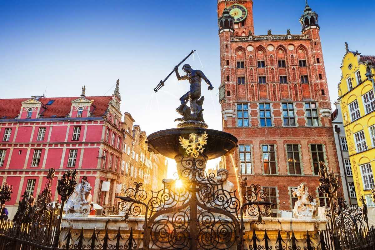 1 Main Square gdansk poland travel guide 55secrets
