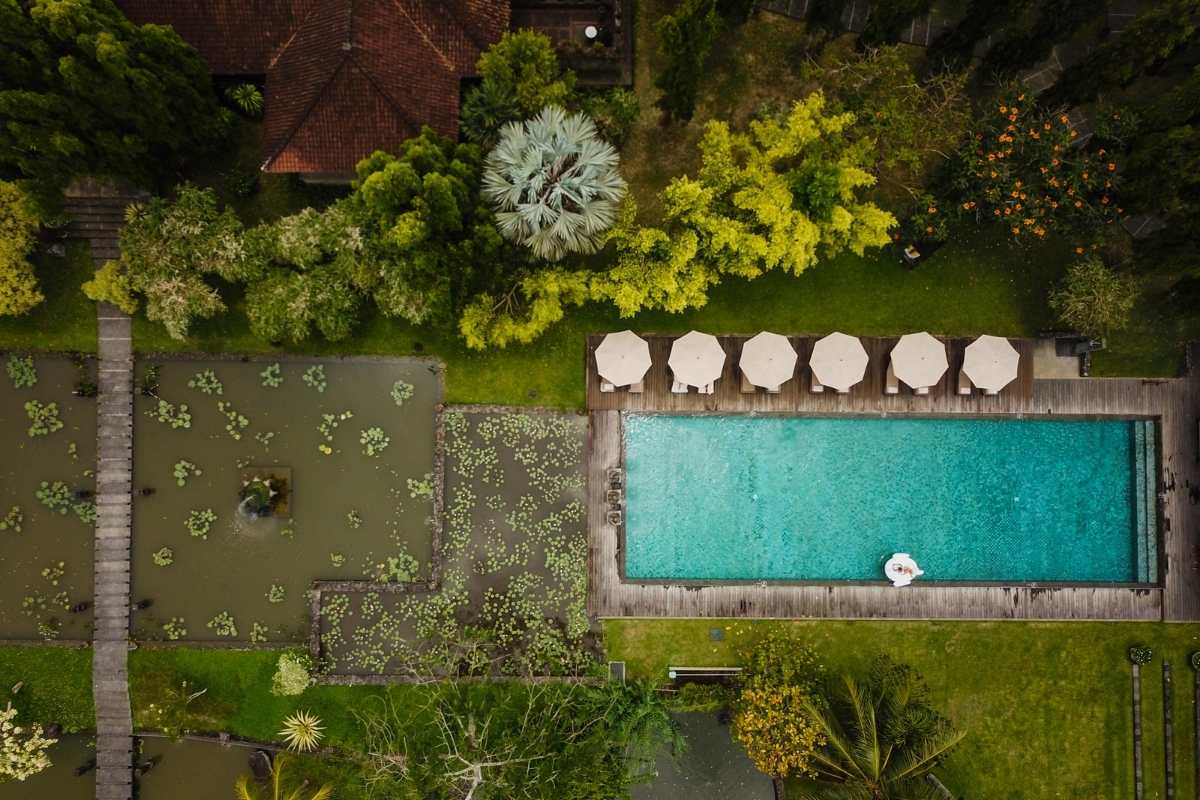 Luxury Hotel The Chedi Club Tanah Gajah Ubud Bali Indonesia Free Travel Guide by 55Secrets