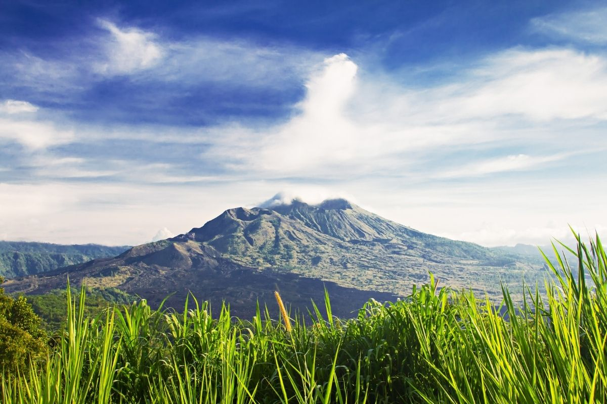 Mount Batur in ubud Bali Indonesia Free Travel Guide by 55Secrets