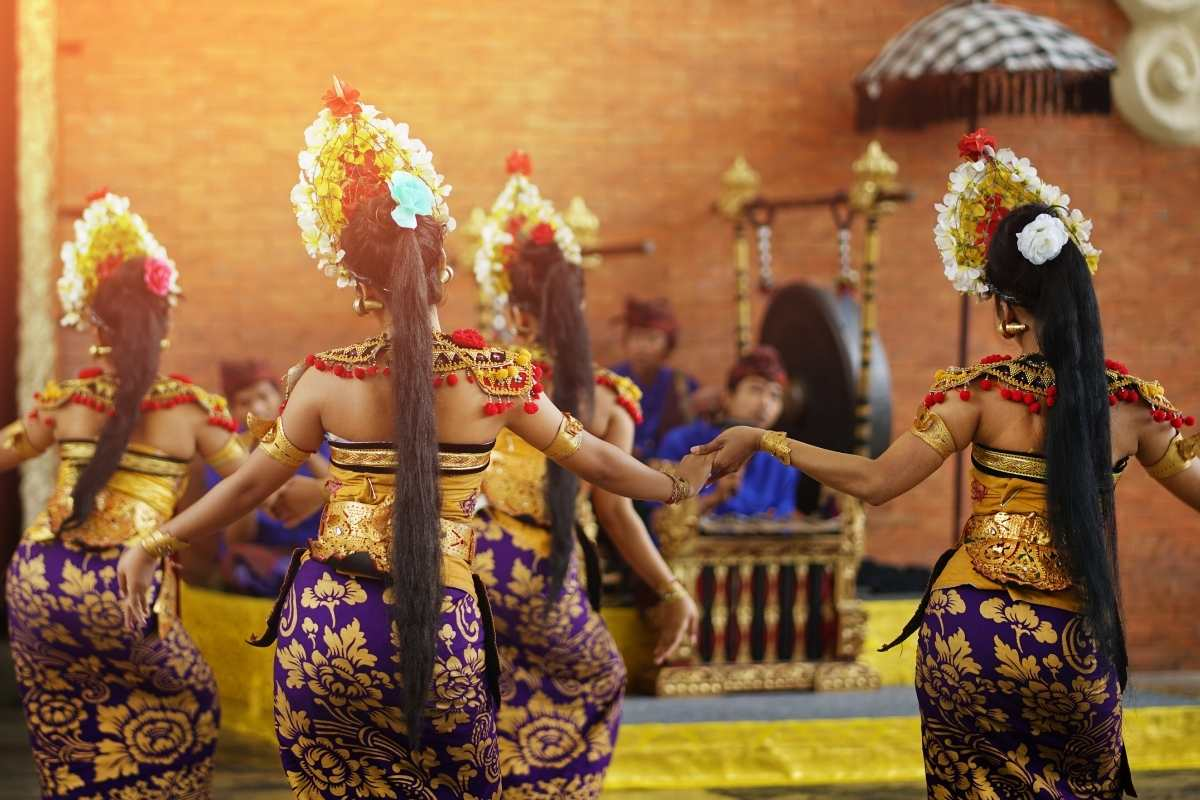 balinese dance ubud Bali Indonesia Free Travel Guide by 55Secrets