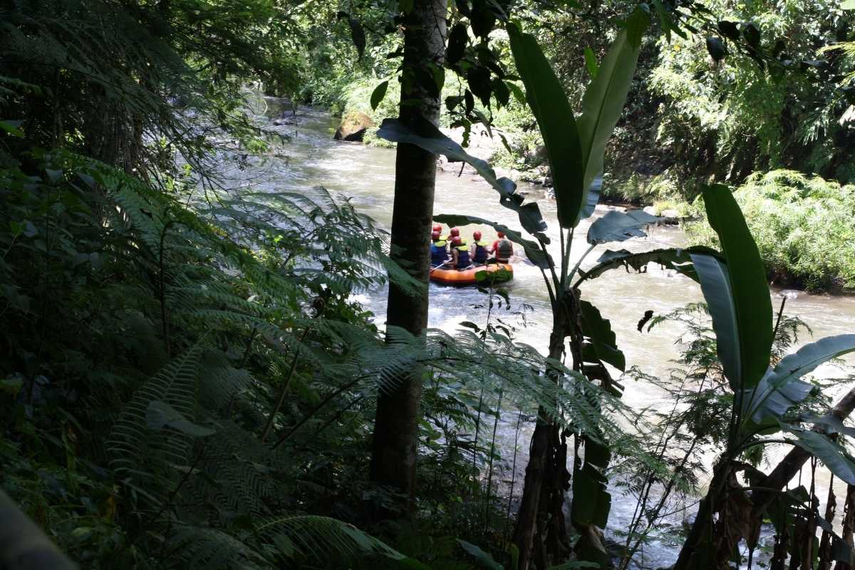 rafting river in ubud Bali Indonesia Free Travel Guide by 55Secrets