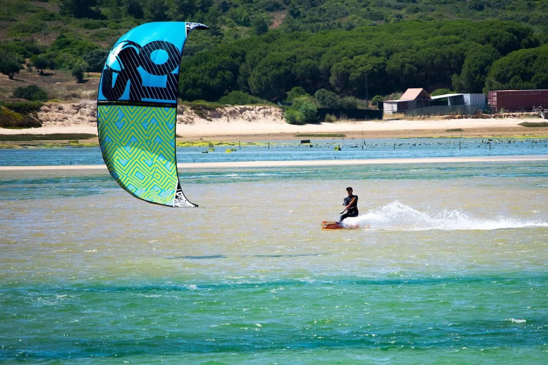 kitesurf Portugal 2020