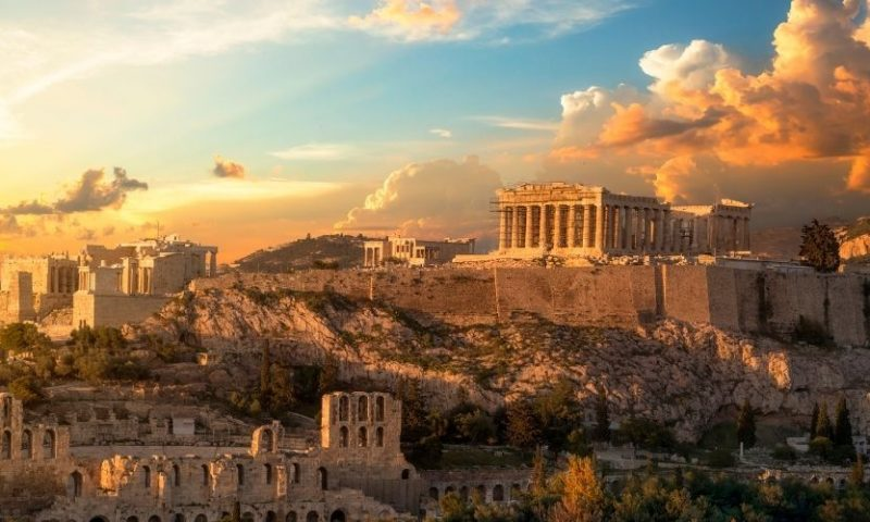 Athens Greece Couple travel 20201 Header
