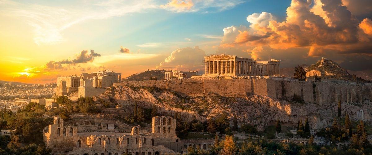 Athens Greece Couple travel 20201 Header