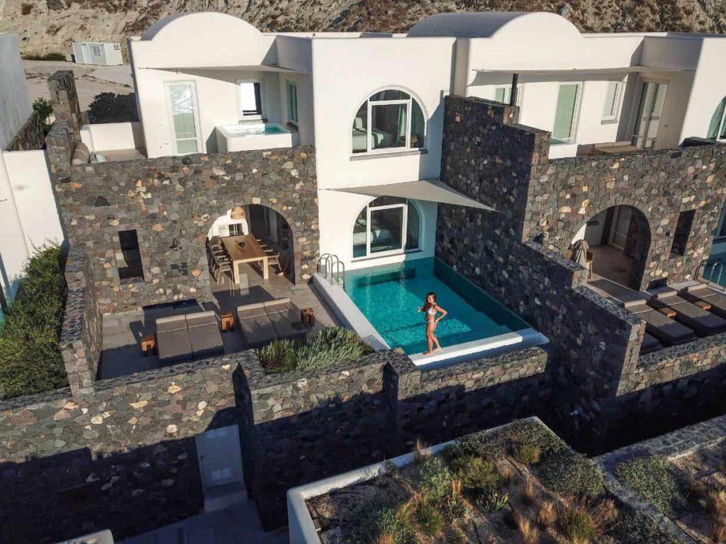 Canaves Epitome Oia Santorini Luxury Hotel