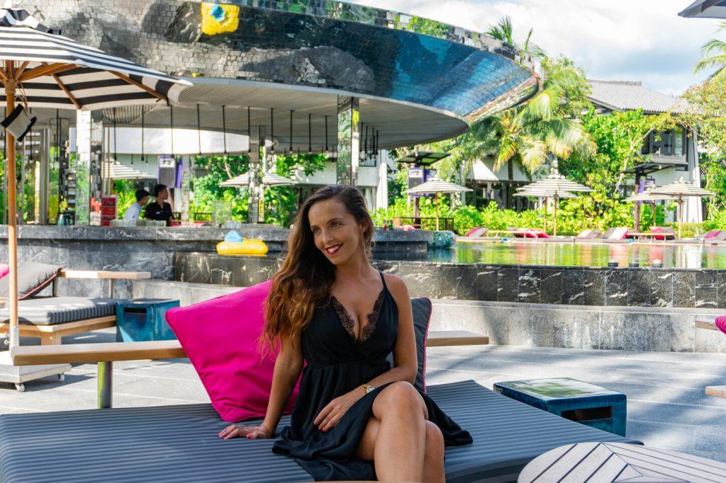 luxury activities in Phuket - Baba Beach Club SWimming Pool