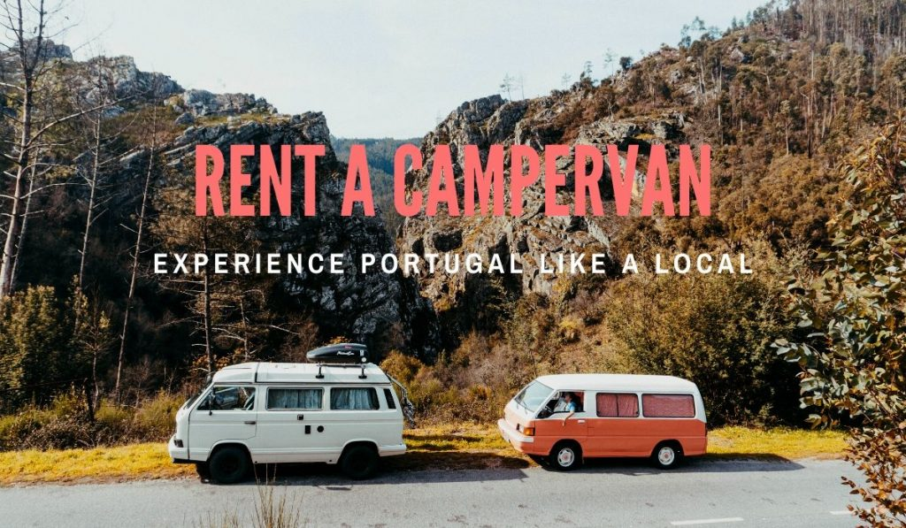Campervan Rental Porto