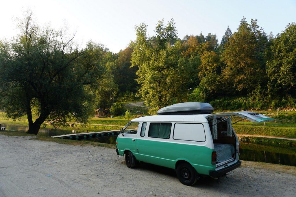 Alugar Campervan Europa - eslovenia