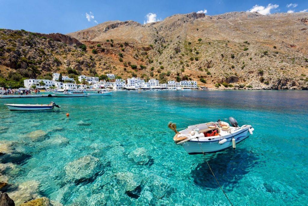 Crete island greece luxury holidays 2021