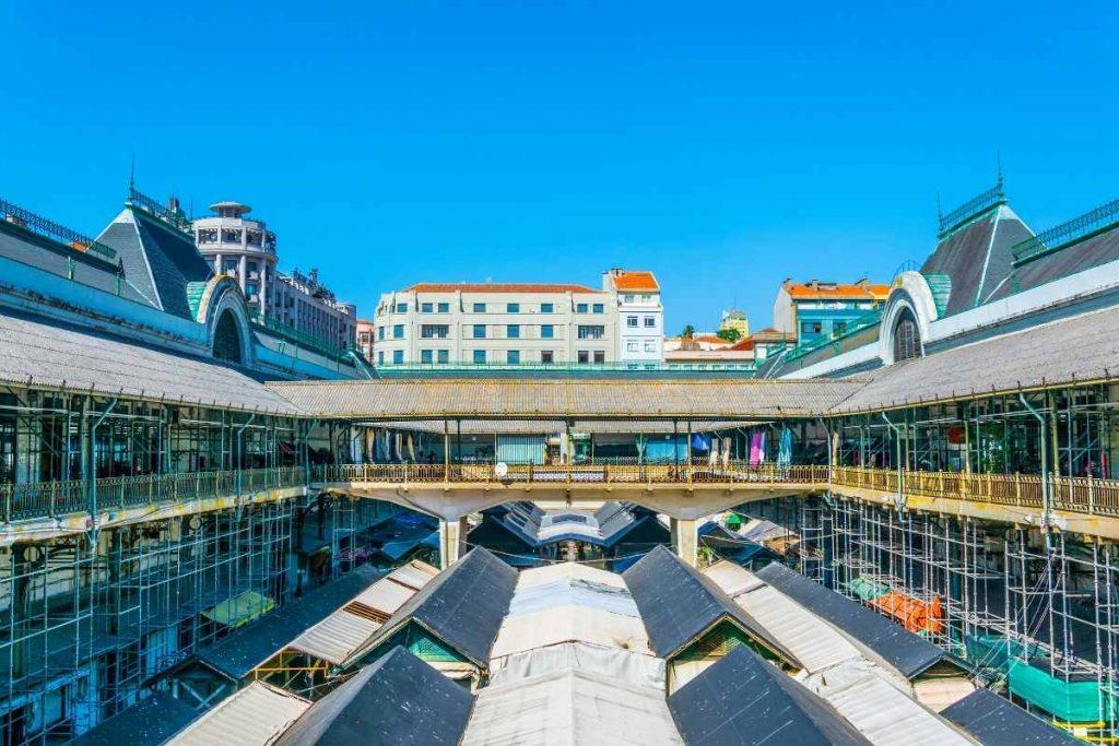 Coisas a Fazer no Porto Mercado Bolhão